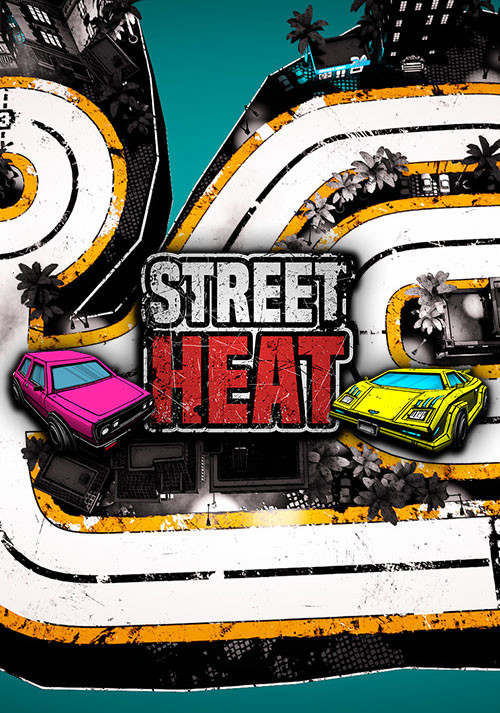 Street Heat - Cover / Packshot