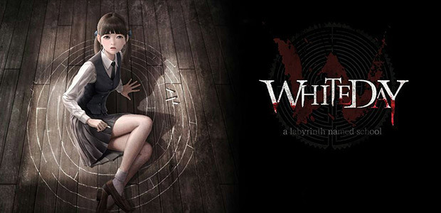 White Day: A Labyrinth Named School - Cover / Packshot
