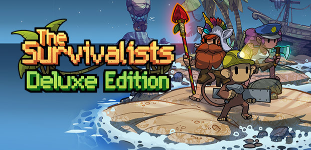 The Survivalists - Deluxe Edition - Cover / Packshot