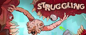 Struggling