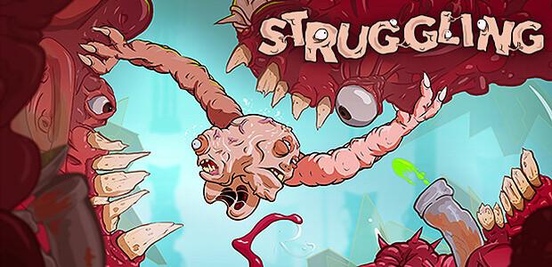 Struggling - Cover / Packshot