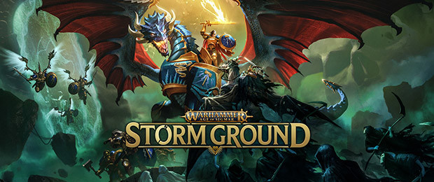 Découvrez le gameplay de Warhammer Age of Sigmar: Storm Ground