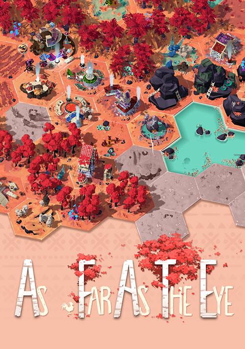 As Far As The Eye - Cover / Packshot