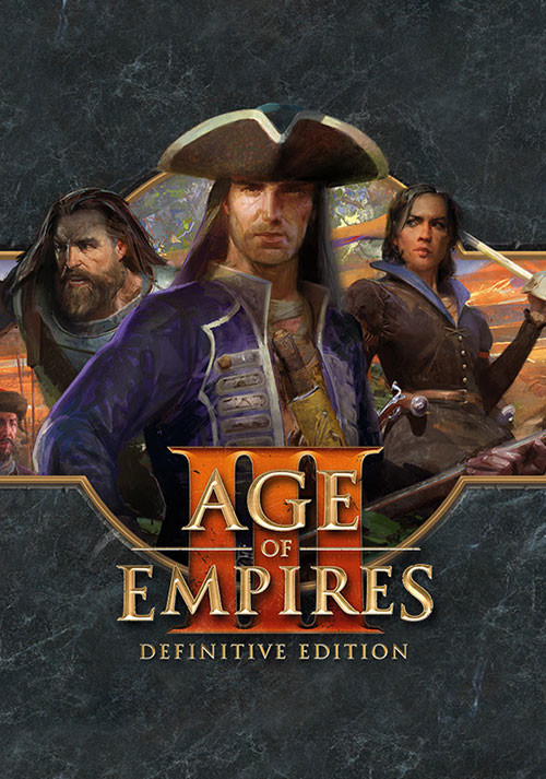 Age of Empires III: Definitive Edition - Cover / Packshot