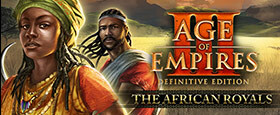 Age of Empires III: Definitive Edition - The African Royals