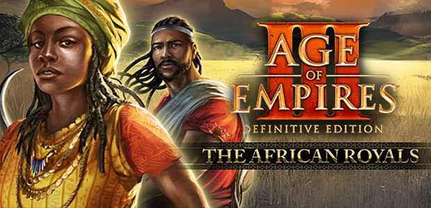 Age of Empires III: Definitive Edition - The African Royals - Cover / Packshot