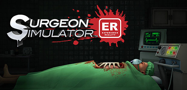 Surgeon Simulator: Experience Reality - Cover / Packshot