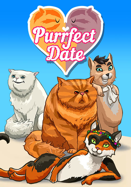 Purrfect Date - Cover / Packshot