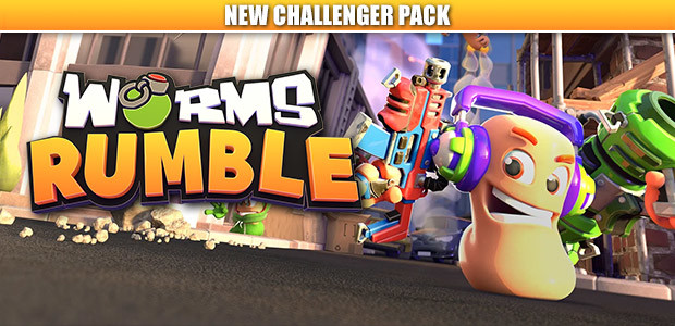 Worms Rumble - New Challenger Pack