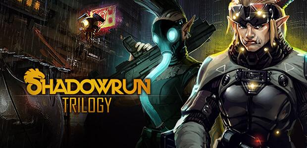Shadowrun Trilogy - Cover / Packshot