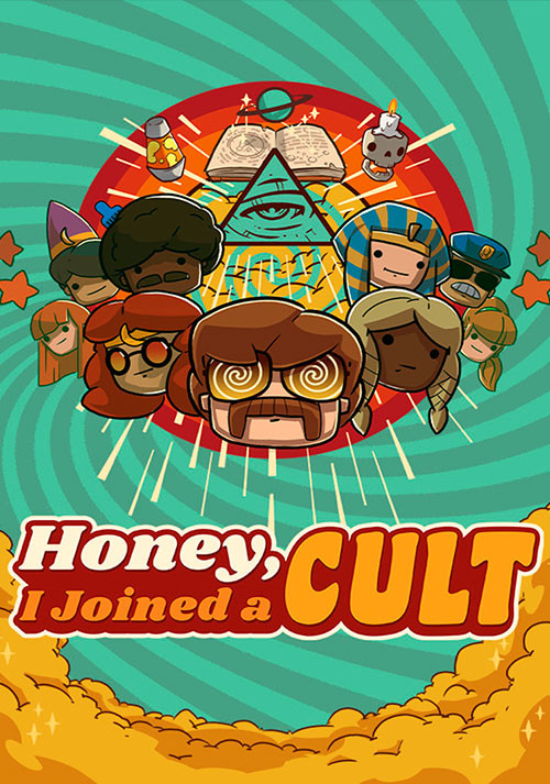 Honey, I Joined a Cult - Cover / Packshot