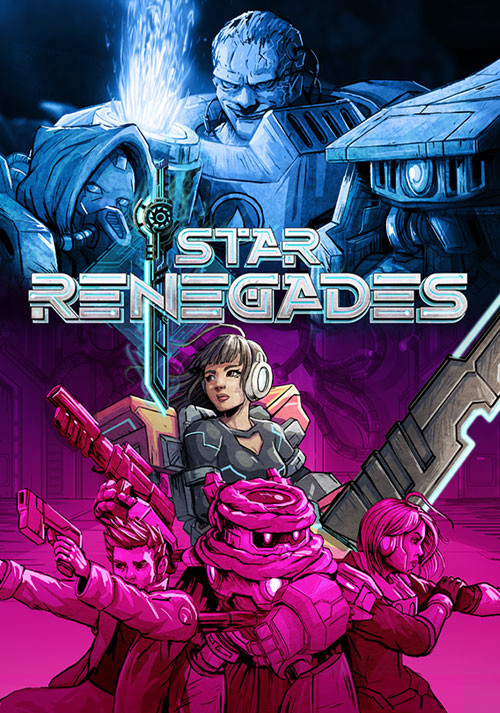 Star Renegades - Cover / Packshot