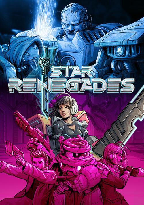 Star Renegades - Cover / Packshot