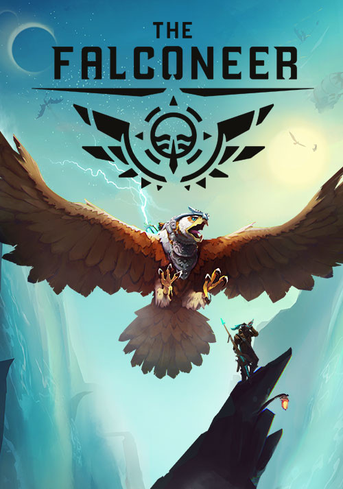 The Falconeer - Cover / Packshot