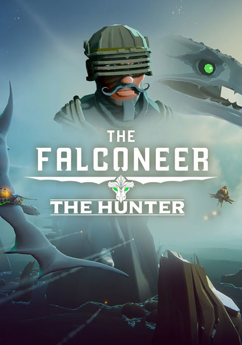 The Falconeer - The Hunter - Cover / Packshot