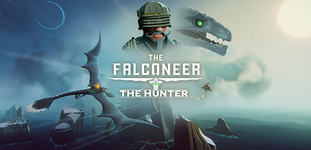 The Falconeer - The Hunter - Cover / Packshot