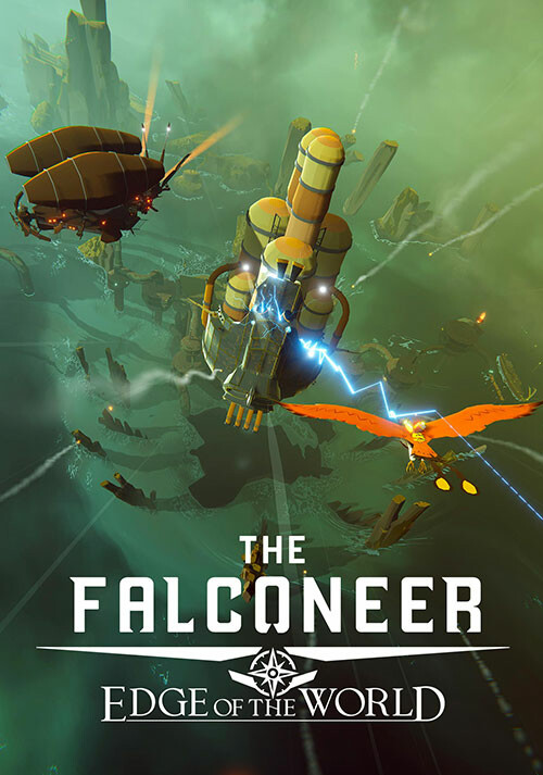The Falconeer - Edge of the World - Cover / Packshot