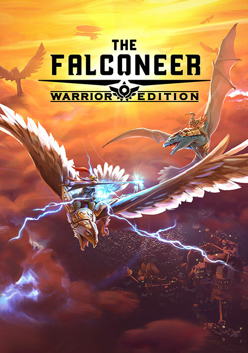 The Falconeer: Warrior Edition - Cover / Packshot