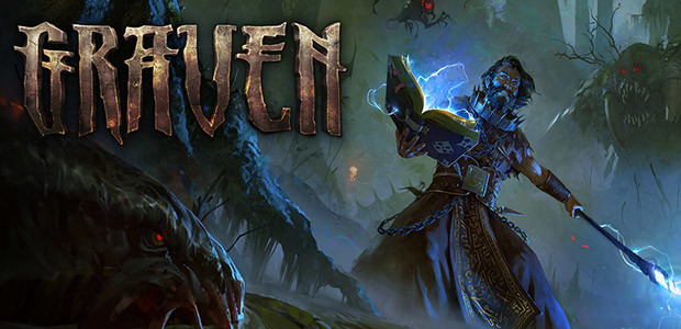 GRAVEN - Cover / Packshot