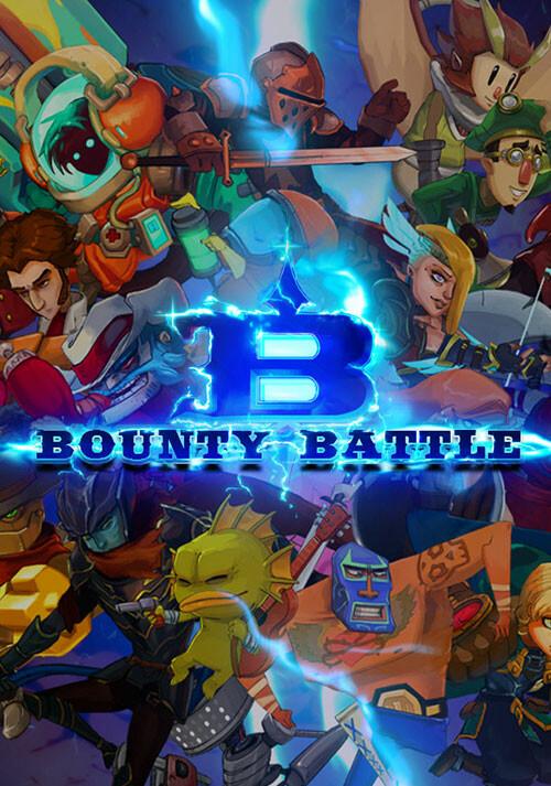Bounty Battle - Cover / Packshot