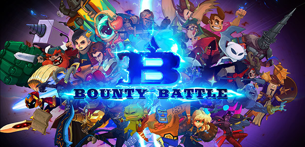 Bounty Battle - Cover / Packshot