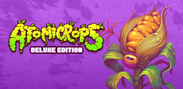 Atomicrops - Deluxe Edition - Cover / Packshot