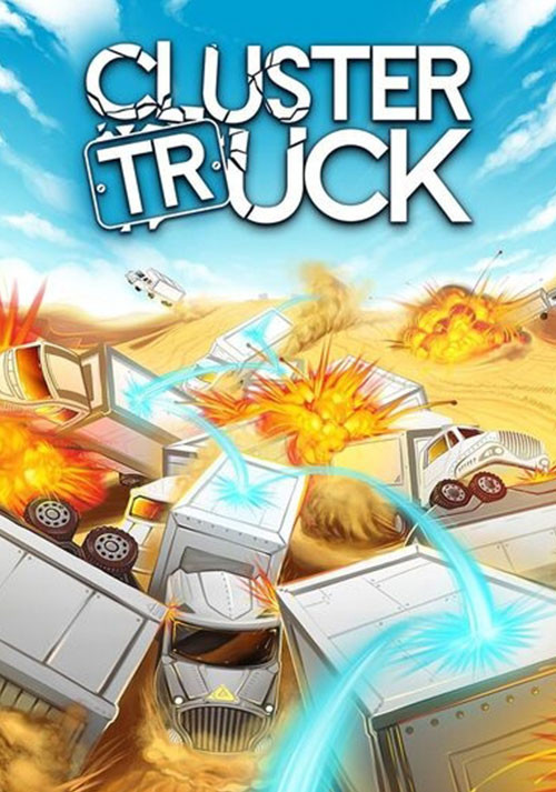 Clustertruck - Cover / Packshot