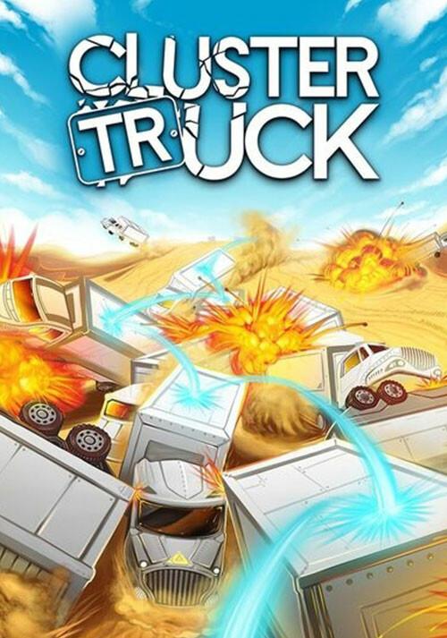 Clustertruck - Cover / Packshot