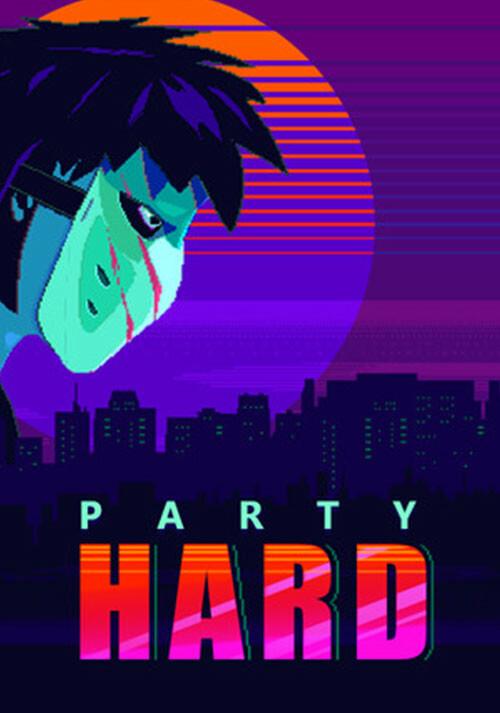 Party Hard - Cover / Packshot