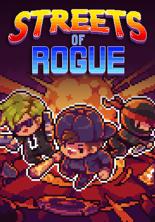 Streets of Rogue - Cover / Packshot