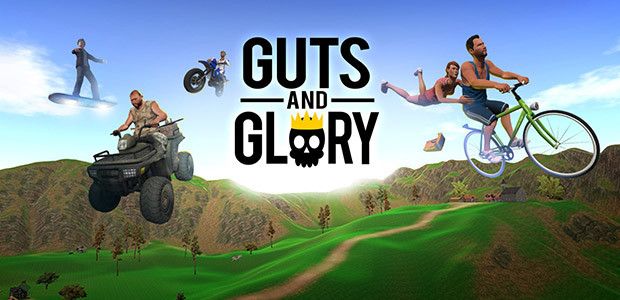 Guts and Glory - Cover / Packshot