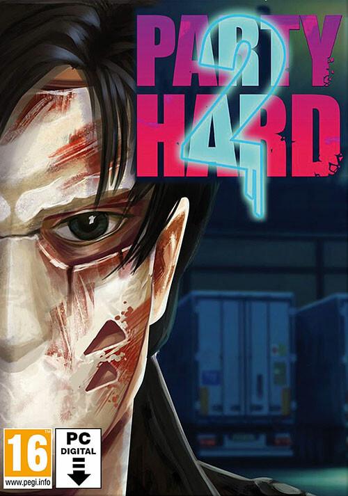 Party Hard 2 - Cover / Packshot