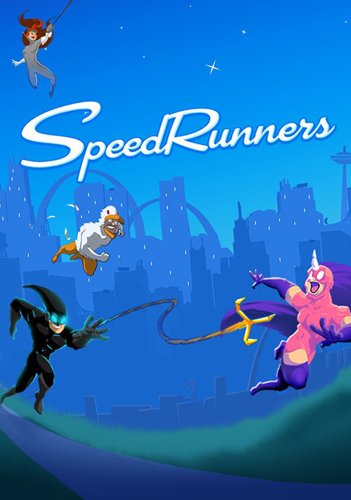 Speedrunners - Cover / Packshot