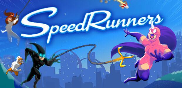 Speedrunners - Cover / Packshot