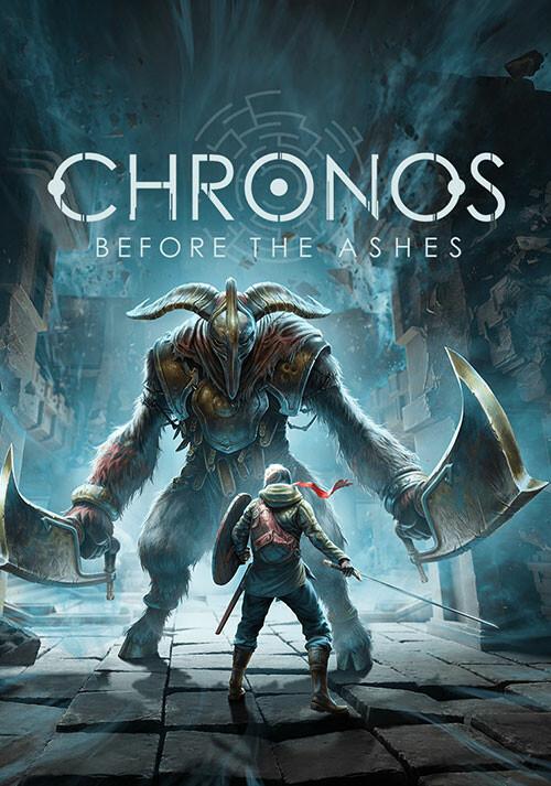 Chronos: Before the Ashes - Cover / Packshot