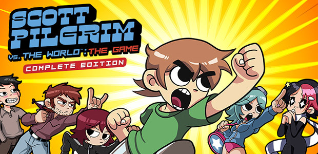 Scott Pilgrim vs. The World: The Game - Complete Edition - Cover / Packshot