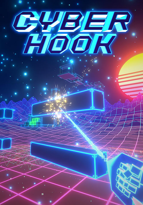 Cyber Hook - Cover / Packshot