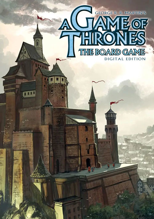 A Game of Thrones: The Board Game – Digital Edition - Cover / Packshot