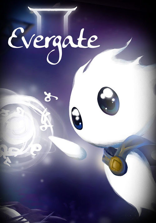 Evergate - Cover / Packshot