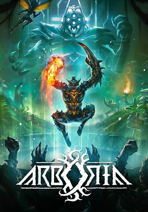 Arboria - Cover / Packshot