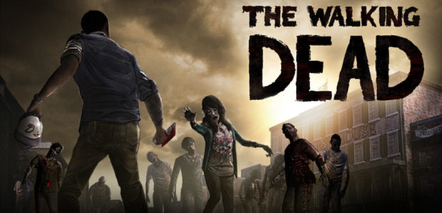 The Walking Dead - Cover / Packshot