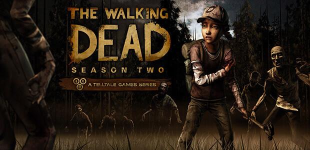 The Walking Dead: Season Two - Cover / Packshot