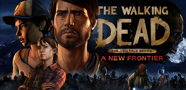 The Walking Dead: A New Frontier - Cover / Packshot