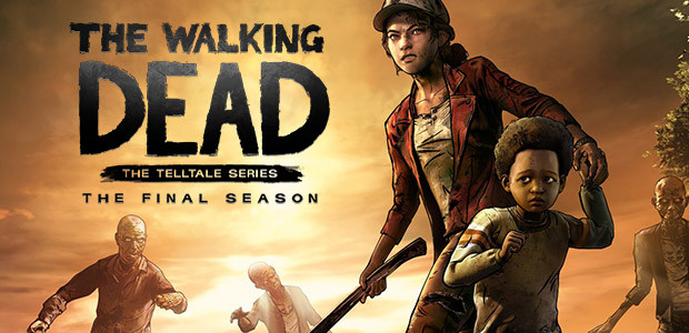 The Walking Dead: The Final Season - Cover / Packshot