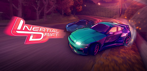 Inertial Drift - Cover / Packshot