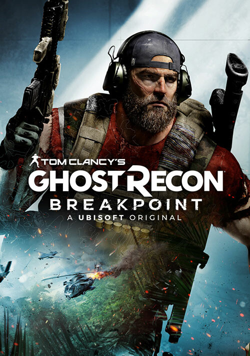 Tom Clancy's Ghost Recon Breakpoint - Cover / Packshot