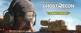 Tom Clancy's Ghost Recon Breakpoint -  Year 1 Pass