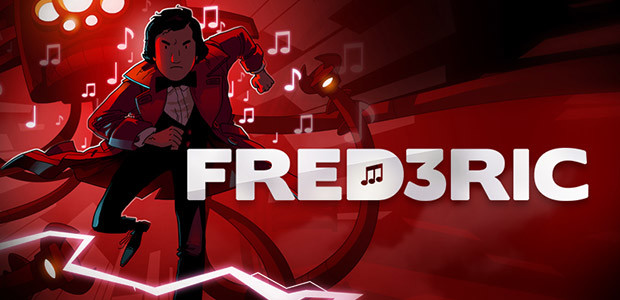 Fred3ric - Cover / Packshot