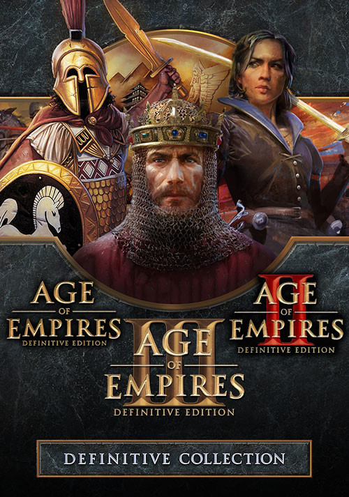 Age of Empires Definitive Collection - Cover / Packshot