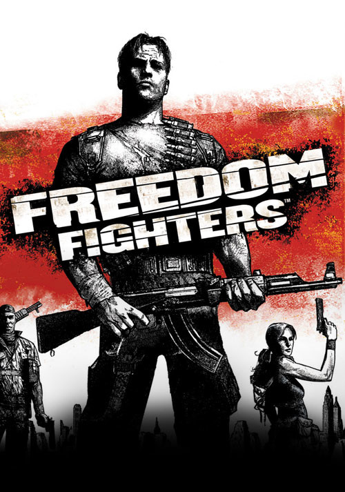 Freedom Fighters - Cover / Packshot